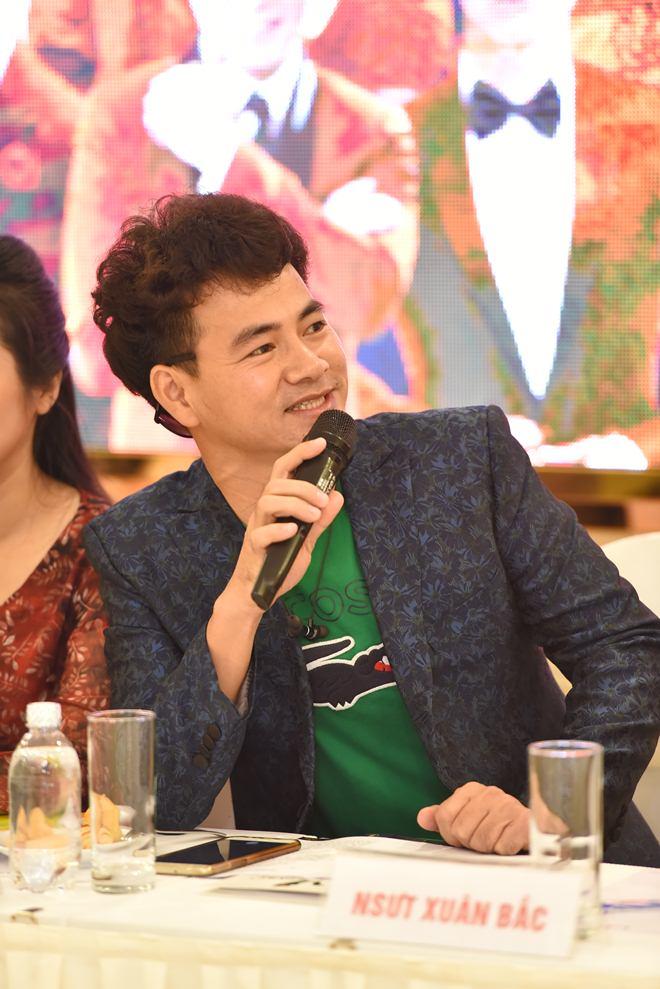 Xuân Bắc sợ gián đoạn tình cảm gia đình khi làm MC cùng Jennifer Phạm - 1