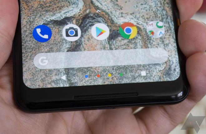 Pixel 2 XL lại gặp vấn đề về màn hình OLED - 1