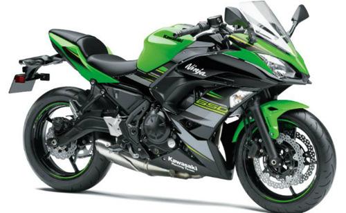 Kawasaki Ninja 650 KRT đồ họa thể thao hơn ra mắt - 1
