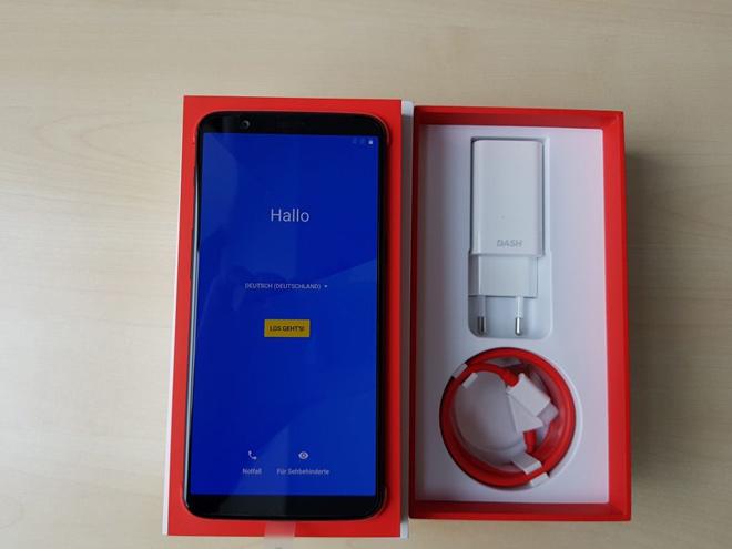 Xuất hiện video trên tay OnePlus 5T trước công bố - 1