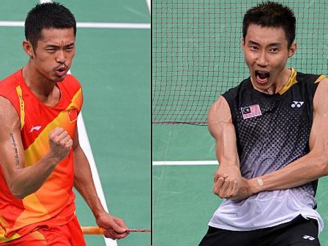 """Cầu lông toàn sao: Lin Dan """"dọa"""" Lee Chong Wei, """"quần hùng tranh bá"""""""