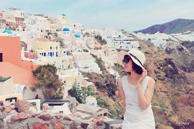 """Santorini - Những điều nhất định phải biết về """"hòn đảo của các thiên thần"""" - 1"""