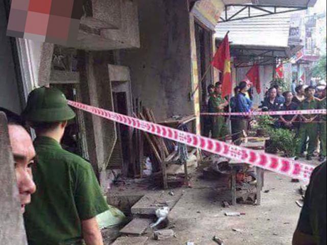 Nhân chứng kể lại vụ nổ kinh hoàng ở Thái Nguyên