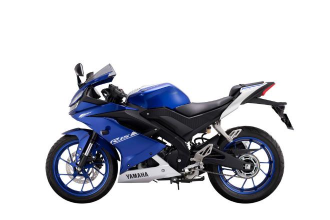 Cận cảnh Yamaha R15 mới ra thị trường Việt, giá 92,9 triệu đồng - 1