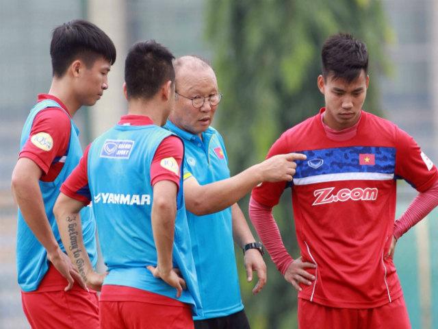 ĐT Việt Nam hủy đá giao hữu trước thềm AFF Cup 2018