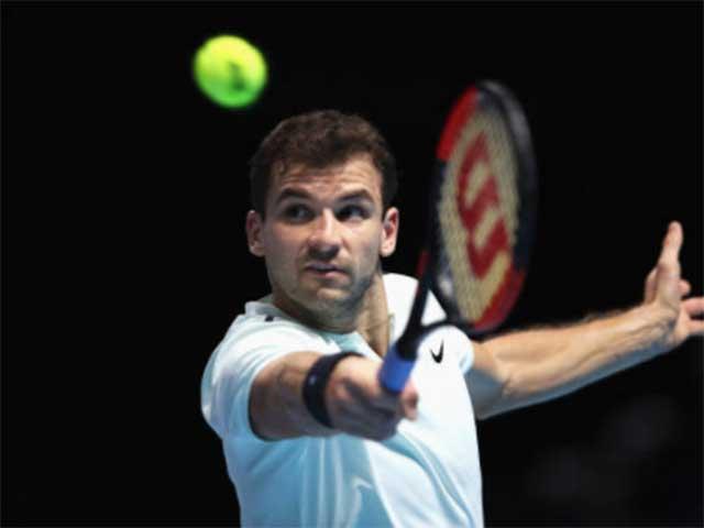Thiem - Dimitrov: Set 3 căng tột độ (ATP Finals 2017)