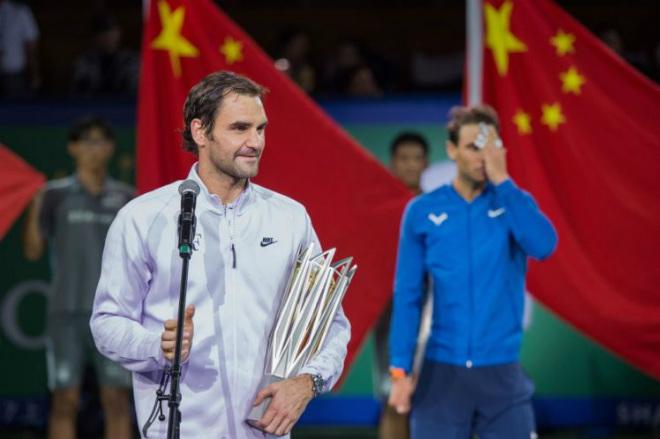 """ATP Finals: Nadal đòi đánh sân đất nện, Federer """"lên án"""" kịch liệt - 1"""