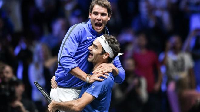 """Bảng xếp hạng tennis 13/11: Nadal """"kê cao gối"""" xem Federer rượt đuổi - 1"""