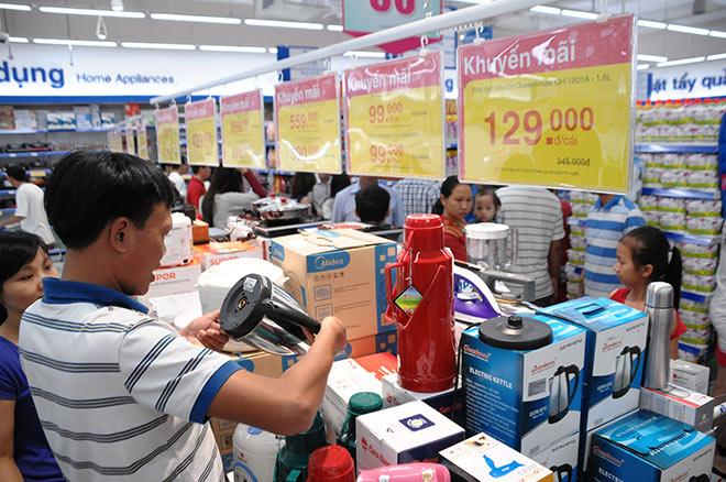 Co.opmart và Co.opXtra bắt đầu 7 ngày giảm giá 7.000 sản phẩm - 1