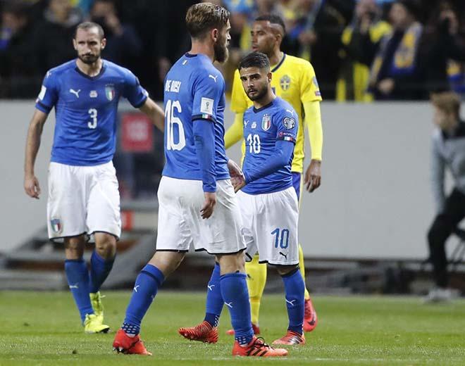 Italia - Thụy Điển: Lời nguyền Ibrahimovic & điểm tựa Lindelof - 2