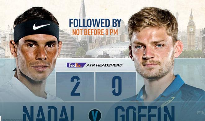 ATP Finals ngày 2: Nadal ra trận thị uy Federer, mơ vô địch - 1