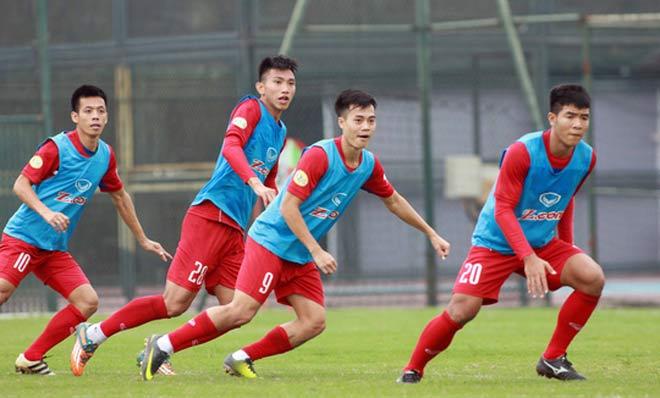 Dùng mật hiệu ở đội Việt Nam - 1