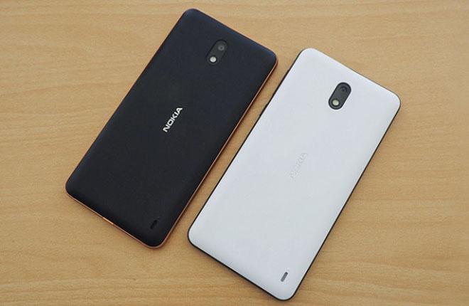 """Smartphone Nokia 2 rẻ nhất vừa """"lên kệ"""" tại Việt Nam - 1"""