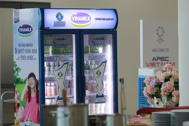 Hơn nửa triệu sản phẩm Vinamilk được chọn phục vụ hội nghị APEC - 1