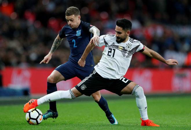 """ĐT Anh - Brazil: Neymar ra oai, """"Sư tử non"""" khó gầm vang - 1"""