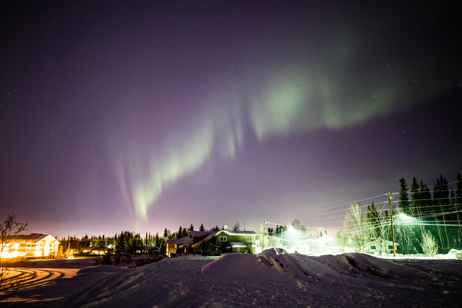Đón Giáng sinh tại Bắc Cực cùng Hoàng Lê Giang và FWD - 1
