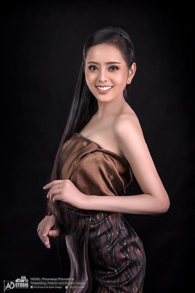 Thành tích top 8 Miss International của Hoa hậu Lào cao hơn hẳn so với đại diện đến từ Việt Nam - không lọt top 15.
