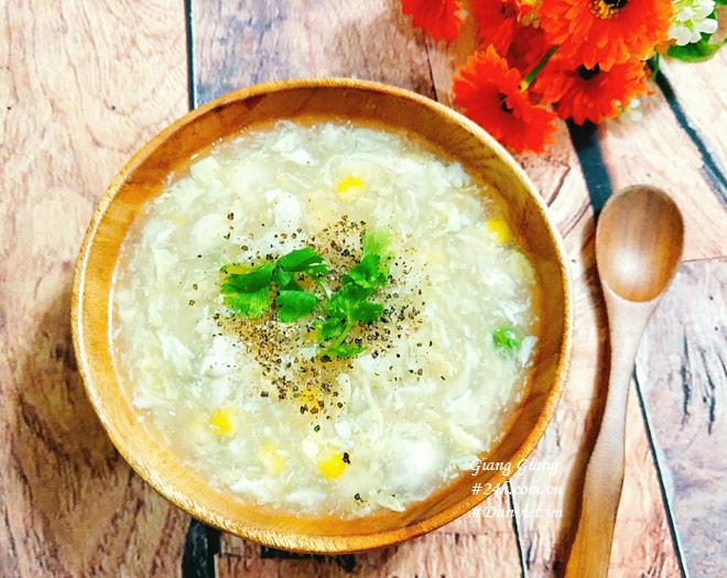 Cách nấu súp cua thơm ngon, không bị tanh đơn giản nhất - 9