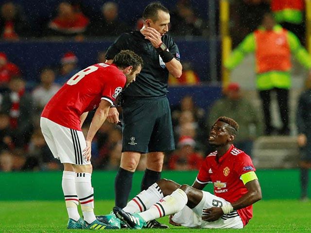 """Pogba ăn chơi đàn đúm: Mourinho nóng mặt, dùng """"bàn tay thép"""""""