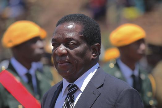 Tổng thống Zimbabwe bị quản thúc: Lộ diện người nắm quyền thay - 1
