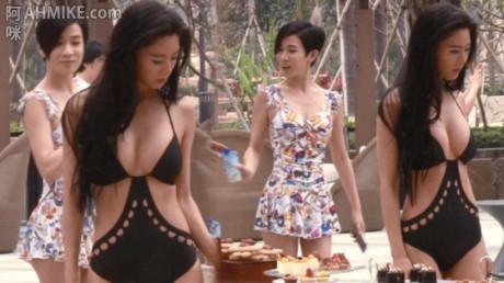 TVB hạn chế cảnh nóng, cấm nghệ sĩ nữ khêu gợi trên sóng truyền hình - 1
