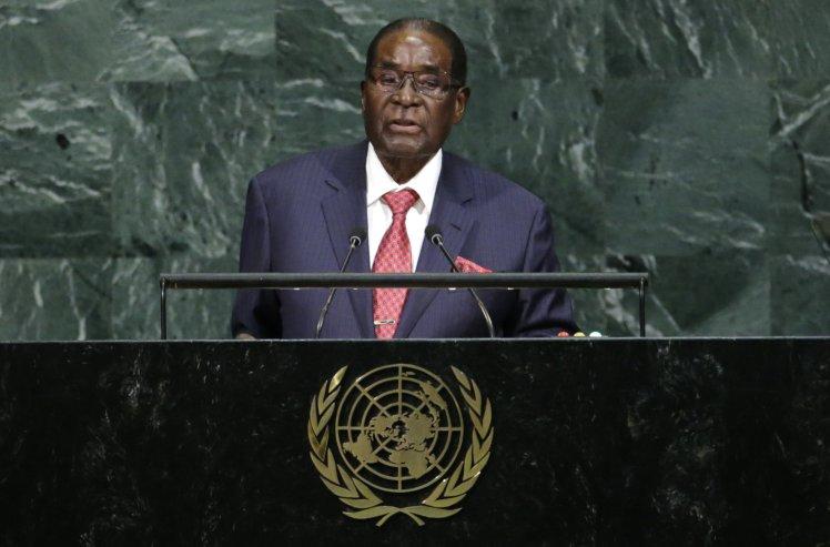 Tài sản khổng lồ của Tổng thống Zimbabwe vừa bị lật đổ - 1