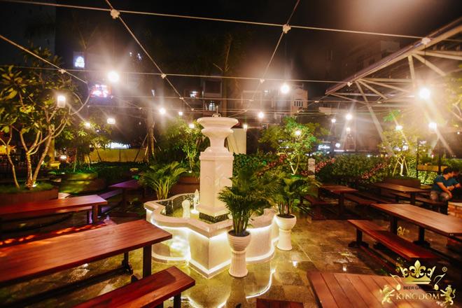 Trải nghiệm khu vui chơi đầu tiên ở Sài thành có sức chứa 1.000 người - 1