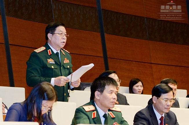 Bộ Quốc phòng sẽ xem xét kỷ luật tướng Hoàng Công Hàm - 1