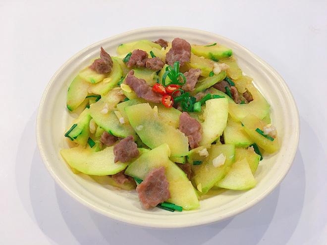 Thực đơn 4 món đơn giản mà đầy đủ rau thịt cá - 4