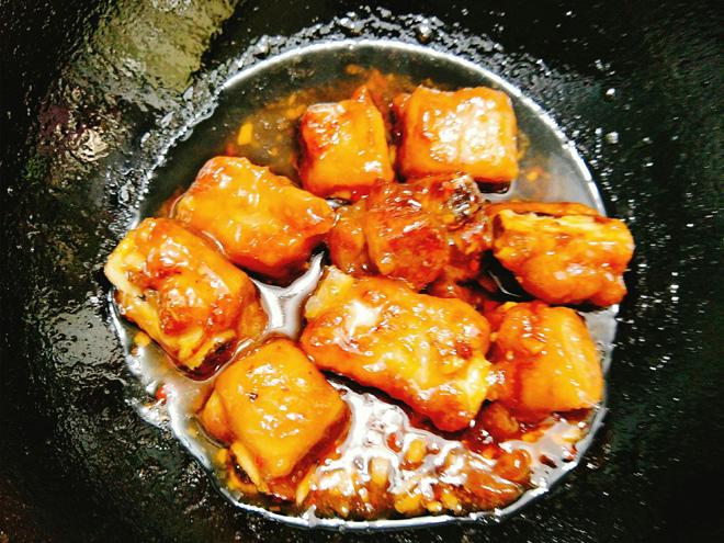 Sườn xào chua ngọt mềm ngon, đậm đà, ấm bụng ngày đầu đông - 8