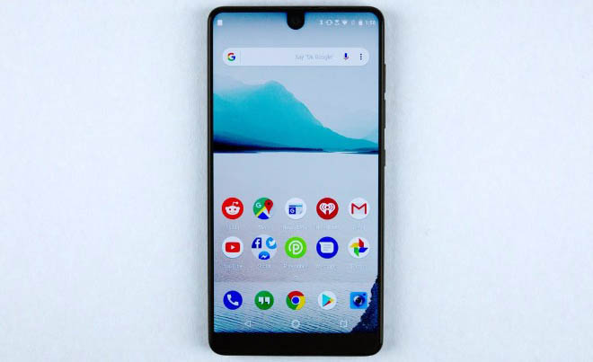 Đây là chiếc điện thoại Android cao cấp giống iPhone X, nhưng giá rẻ - 1