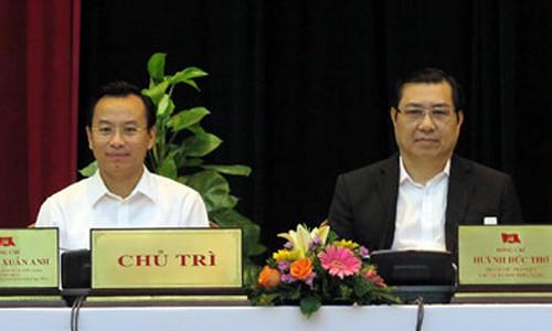 Thủ tướng kỷ luật cảnh cáo Chủ tịch Đà Nẵng Huỳnh Đức Thơ - 1