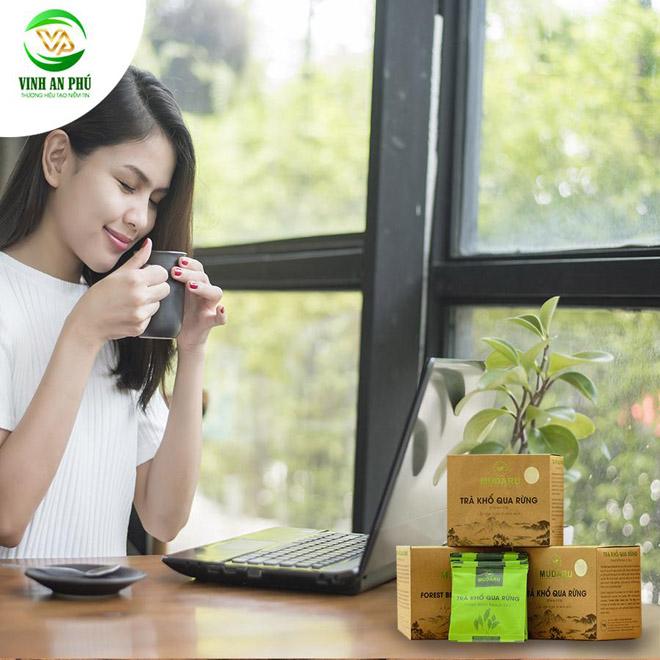 Tại sao nên uống trà khổ qua rừng Mudaru mỗi ngày? - 1