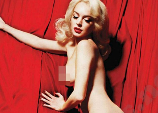 Cô đào Lindsay Lohan thì không ngại đưa ra khoản thù lao 1 triệu USD để nhận lời chụp hình khỏa thân cho tạp chíPlayboy. Theo một số nguồn tin, ban đầu phía tạp chí Playboy đưa ra mức giá 700.000 USDcho 8 trang ảnh khỏa thân nghệ thuật nhưng Lindsay Lohan đã đề nghị mức cao hơn, gần 1 triệu USD. Cuối cùng cả hai bên đã thỏa thuận với mức thù lao Lohan đưa ra.