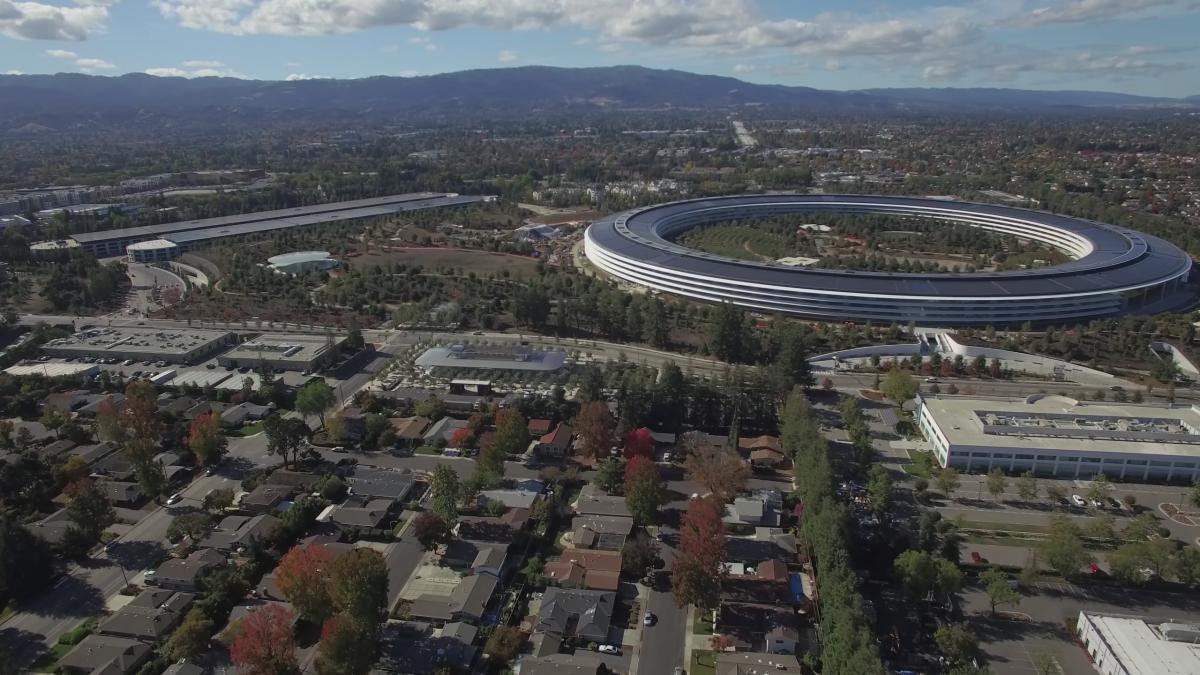 """Đột nhập """"trụ sở phi thuyền"""" 5 tỷ đô sắp ra mắt của Apple - 1"""