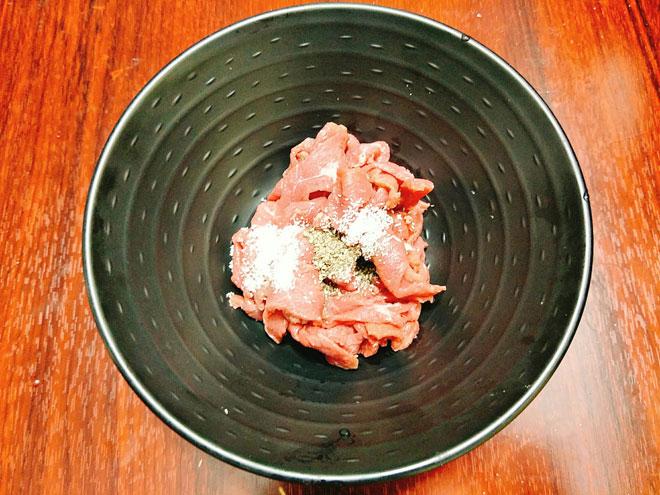 Canh rong biển thịt bò thơm ngọt, nóng hổi cho bữa cơm chiều - 4