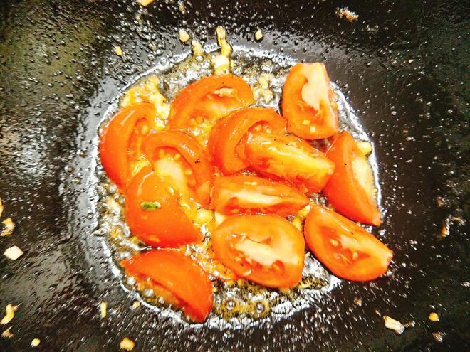 Dồi trường xào dưa chua, món ngon chiều chồng ngày đông lạnh - 7