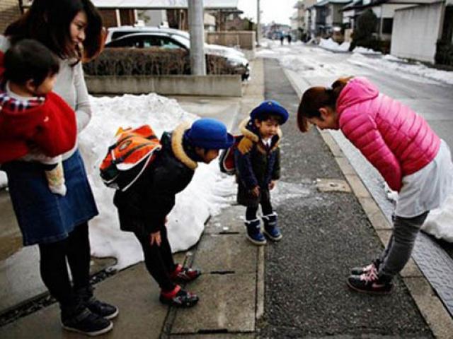 Sự khác biệt khiến cả thế giới ngưỡng mộ cách dạy con của người Nhật