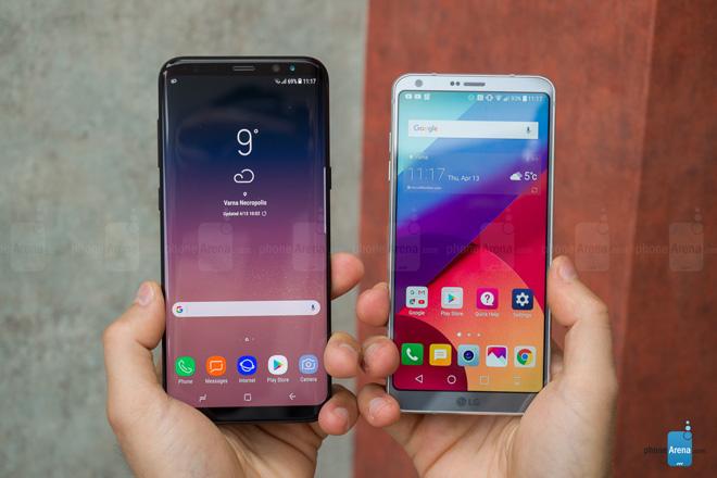 Galaxy S9 và LG G7 sẽ được tung ra vào tháng 01/2018 - 1