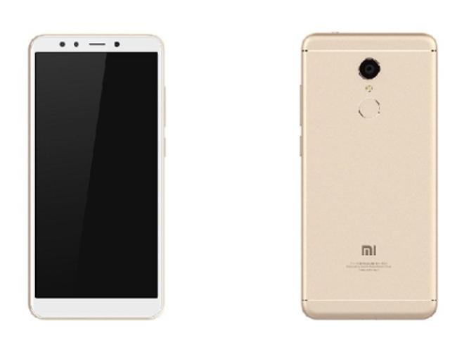 Xiaomi Redmi 5 và Redmi 5 Plus ra mắt ngày 7/12, giá cực rẻ