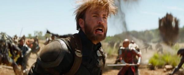 """Những chi tiết thú vị trong """"Avengers: Infinity War"""" - 1"""