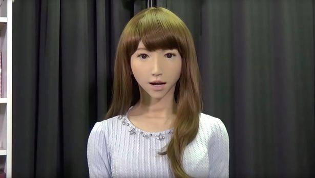"""Robot tình dục xinh đẹp """"giống người nhất thế giới"""" - 1"""