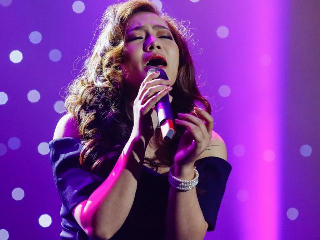 Nữ ca sĩ sau khi sinh con không dám thi gameshow vì sợ già, xấu