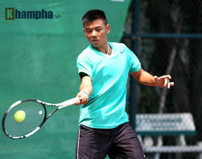 Bảng xếp hạng tennis 5/12: Hoàng Nam lên 2 bậc, hay nhất Đông Nam Á 2017 - 1