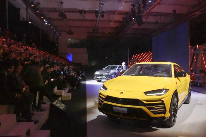 Sieu Suv Lamborghini Urus Chốt Gia Từ 4 6 Tỷ đồng