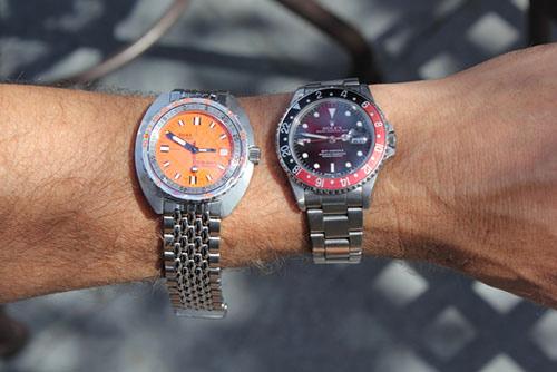 Rolex & Doxa - cặp đôi vĩ đại của làng đồng hồ Thụy Sĩ thế giới - 7
