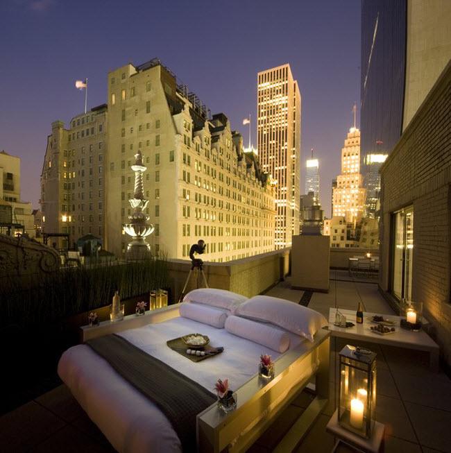 Ấn tượng 7 phòng khách sạn trần trụi với thiên nhiên - 1