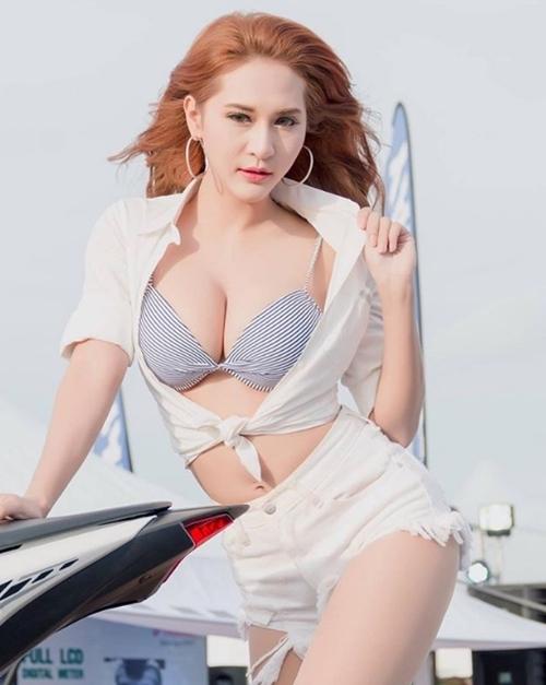 """Những chiếc quần ngắn tới mức """"khó thở"""" của con gái Thái Lan - 3"""