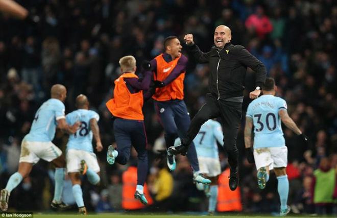 """MU đại chiến Man City: Pep """"giả nai"""", Mourinho chờ """"bắt bài"""" - 1"""