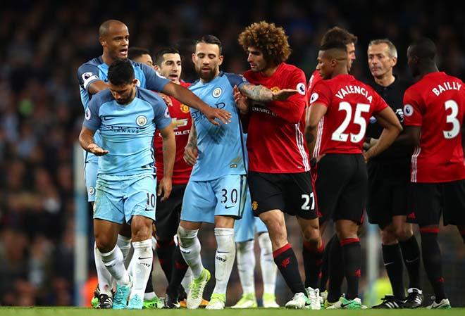 Mourinho đấu Pep: MU là kẻ phản diện, Man City cũng xấu xí - 1